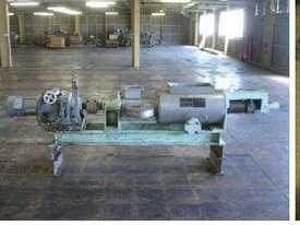Screw or Expeller Press S/S (Biodiesel Manufacture) - picture5' - Click to enlarge