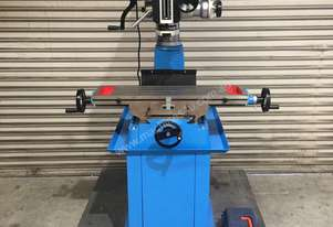 240 Volt Mill Drill Machine With Stand
