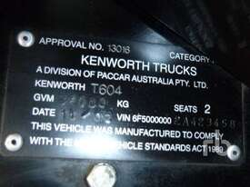 KENWORTH T604 Prime Mover (T/A) - picture4' - Click to enlarge