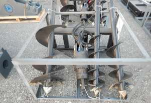 Auger Drive to suit Skidsteer Loader- 6452-80