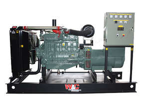 310kVA, 3 Phase, Diesel Standby Generator with Doosan Engine