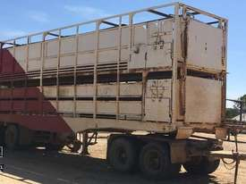 Haulmark Double Deck Cattle Crates x 3,  Massive Price Drop - picture3' - Click to enlarge