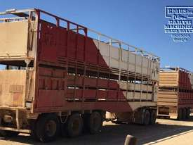 Haulmark Double Deck Cattle Crates x 3,  Massive Price Drop - picture4' - Click to enlarge