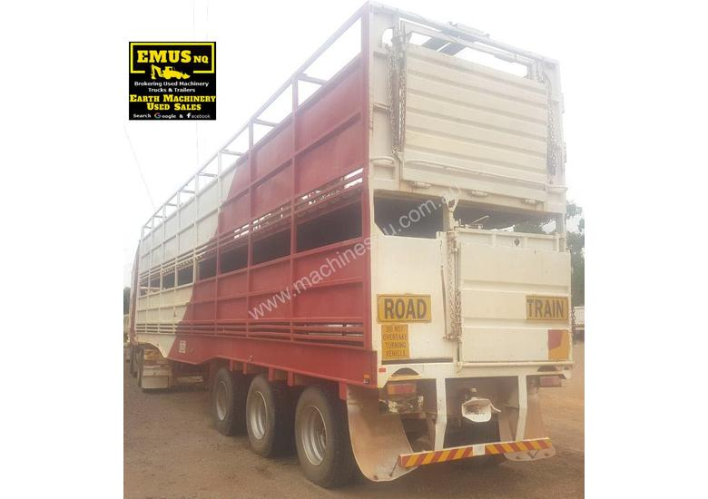 Haulmark Double Deck Cattle Crates x 3,  Massive Price Drop
