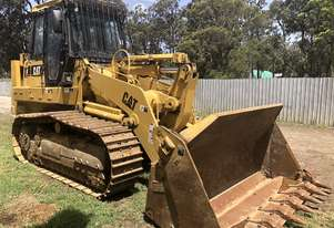 Caterpillar 963C Tracked Loader Loader