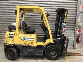 Hyster H2.5TX LPG / Petrol Counterbalance Forklift - picture0' - Click to enlarge