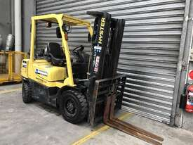 Hyster H2.5TX LPG / Petrol Counterbalance Forklift - picture1' - Click to enlarge