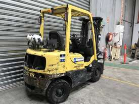 Hyster H2.5TX LPG / Petrol Counterbalance Forklift - picture2' - Click to enlarge