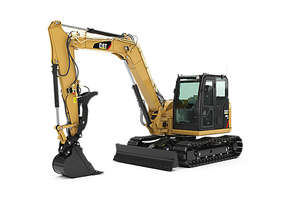 CATERPILLAR 308E2 CR MINI HYDRAULIC EXCAVATOR