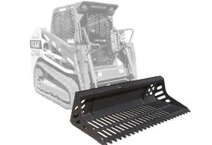 NEW DIG-IT SKID STEER EXTREME DUTY RAKE BUCKET