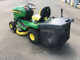 John Deere X300R Standard Ride On Lawn Equipment - picture6' - Click to enlarge