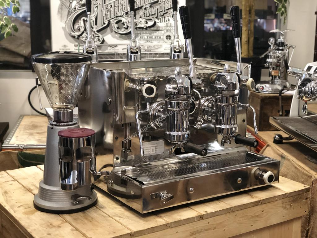 Used Gaggia Vintage Lever 2 Group Coffee Machines In Cremorne Vic 482934