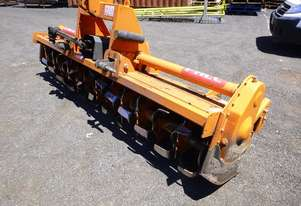 2017 Falc Model FL3000 Three Point Linkage PTO Drive Rotary Hoe