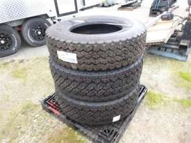 3X Tyres ON Pallet  - picture0' - Click to enlarge