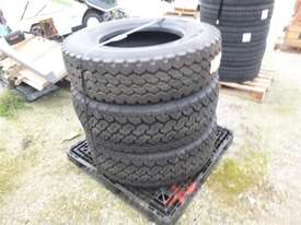 3X Tyres ON Pallet  - picture1' - Click to enlarge