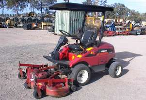 Shibaura   out front mower