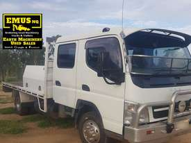2009, 7 Seat Dual Cab Fuso Canter.  TS438 - picture0' - Click to enlarge