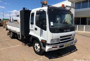 Isuzu 2002   FRR 500 Long