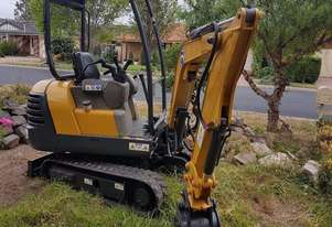 LOW HOURS Mini Excavator KUBOTA