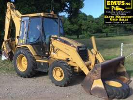 CAT 426C Backhoe, 4WD, very tidy.  MS493 - picture0' - Click to enlarge