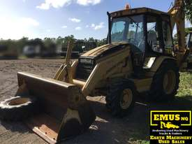 CAT 426C Backhoe, 4WD, very tidy.  MS493 - picture1' - Click to enlarge