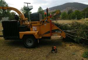 Vermeer BC1500 Chipper 2011 For Sale