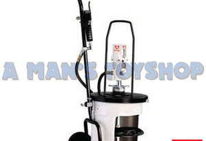 AIR GREASE GUN DRUM KIT 20KGWITH TROLLEY