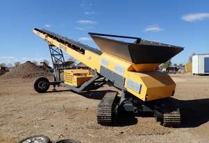 Barford R6536TR Radial tracked Stock Pile Conveyor