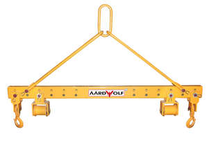 Spreader Beam - 3.5 Tons. Lifting attachment for Cranes and Hoists