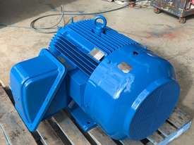 75 kw 100 hp 6 pole 984 rpm 415 volt Foot Mount 280M frame IP66 Teco AC Electric Motor - picture1' - Click to enlarge