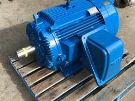 75 kw 100 hp 6 pole 984 rpm 415 volt Foot Mount 280M frame IP66 Teco AC Electric Motor - picture0' - Click to enlarge