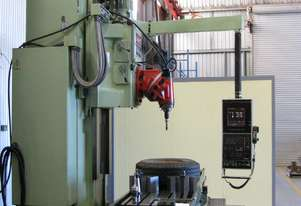 4 axis CNC machining centre