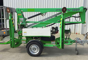 Niftylift Nifty 120T for sale - USED