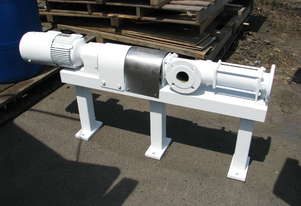 Progressive Cavity Pump - Allweiler SEP100-1