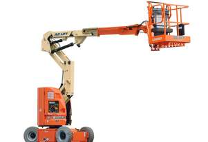JLG 30ft Electric Narrow Knuckle Boom Lift