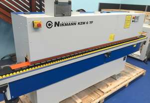 Edgebander NikMann TF-v.85 with Pre-milling and dust extractor NikMann Sam-6