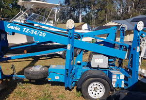 Genie   TZ 34/20 Cherry Picker