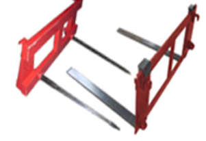 Needle and Square Forks 20-40hp