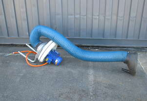 Welding Fume Dust Smoke 2m Arm Extractor - Nederman