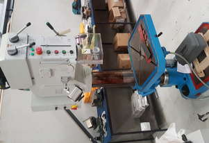 Machtech HDGH50 Heavy Duty Geared Head Drilling Machine