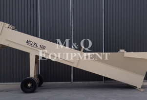 NEW MQ XL-100 SAND WASHING SCREW MOBILE UNIT