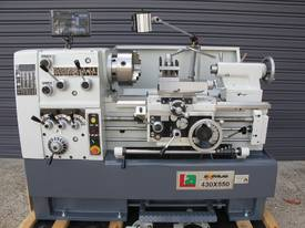 TAIWANESE 430mm SWING CENTRE LATHES, 58mm BORE