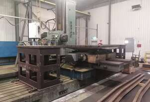 CNC Bed Mill, Zayer Moving Column X=8000 Y=1500 Z=2000