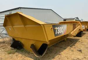 2018 Caterpillar Standard Dump Body and Cylinders