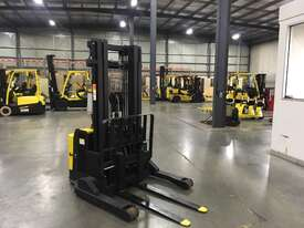 1.5T Battery Electric Walkie Stacker - picture0' - Click to enlarge