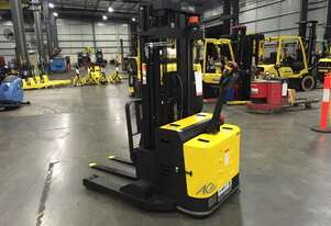 1.5T Battery Electric Walkie Stacker
