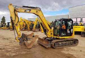 2018 CAT 308E2 8.4T EXCAVATOR WITH LOW 1150 HOURS