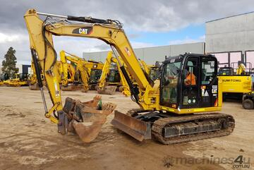 2018 CAT 308E2 8.4T EXCAVATOR WITH LOW 1400 HOURS