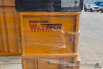 Bramidan B3 Vertical Baler | Great for Cardboard & Plastic | 3 Tonne Press Force