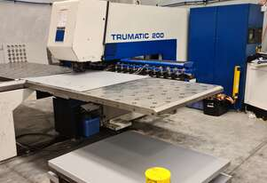 Trumpf   USED TURRET PUNCH